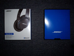 Bose Soundlink Bluetooth Headphones 200 obo
