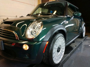 2006 MINI COOPER S R53 SUPER CHARGED MANUAL FOR SALE