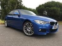 2015 BMW 3 Series 2.0 320d BluePerformance M Sport 4dr (start/stop)