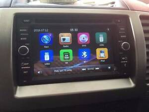 nissan toyota******2016 car dvd gps free reverse camera Hurstville Hurstville Area Preview