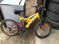 """20"""" BICYCLE FOR KIDS USED"""