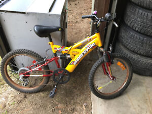 "20"" BICYCLE FOR KIDS USED"