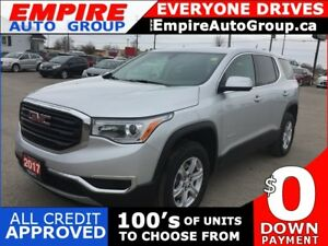 2017 GMC ACADIA SLE * REAR CAM * BLUETOOTH * VOICE COMMAND * LOW