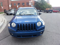 2010 JEEP COMPASS LIMITED/ 4WD/ NAV/ LEATHER/ WINTER TIRES