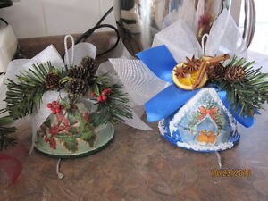 Beautiful Hand Crafted Christmas Decoration or Present London Ontario image 2