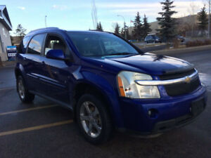 2007 Chevrolet Equinox,AWD, leather, no accidents