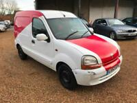 2002 Renault Kangoo 665 1.9 Diesel - NEW BATTERY and NEW TYRES