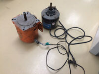 2 Motors in Used Condition. See Pictures for more details.   $1