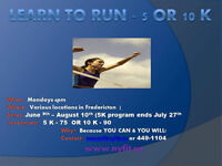 Learn To Run 5 or 10K