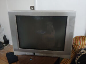 Old School Toshiba TV for Free