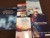 Fleming College Practial Nursing TextBooks for 1st & 2st Sem.