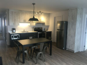 Appartement moderne et confortable - location court terme