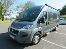 Fiat Ducato Maxi Comfortmatic Camper, 2015, 3 Berth, 4 Belted Seats, Low Mileage