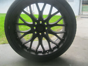 4 Comfoser   215  35Z R 16 Tires and Rims $ 700.00