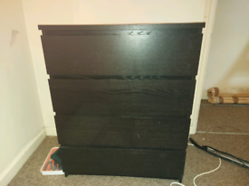 Chest with 4 drowers IKEA