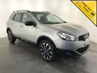 2014 NISSAN QASHQAI +2 360 DCI DIESEL 7 SEATER 1 OWNER SERVICE HISTORY FINANCE