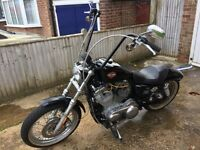Harley Davidson sportster 1200 cc