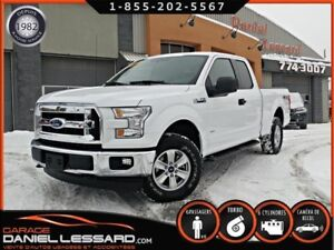 Ford F-150 4WD , SUPERCAB, 2.7 LITRES, MAG 2017