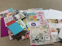 Huge bundle of papercraft items