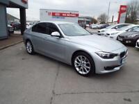 2014 BMW 3 SERIES 320d Luxury 4dr Step Auto