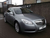 """13 13 VAUXHALL INSIGNIA 1.8 VVT 16V EXCLUSIV 5DR LOW MILEAGE 18"""" ALLOYS CRUISE"""