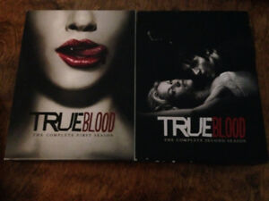 True Blood Seasons 1 and 2