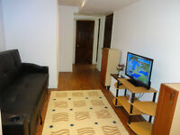 Now Furnished 1Bedroom plus Den apartment in Toronto!