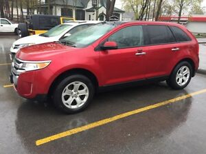 Excellent condition Ford Edge