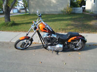 2006 Harley Davidson Custom Built Chopper