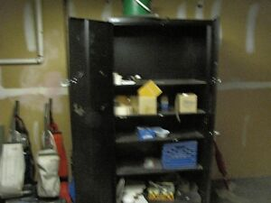 LOCKERS AND STORAGE CABINETS