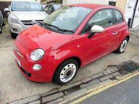 Fiat 500 Colour Therapy 3dr low mileage PETROL MANUAL 2013/13