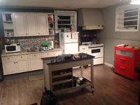 Newly Renovated Basement Suite in SW-  (MOVE IN OCT 1)