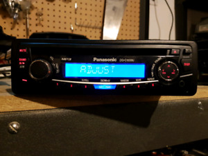Panasonic Car Stereo
