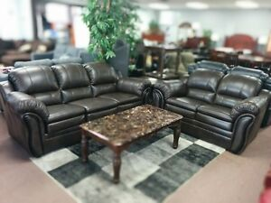 BUY THE SOFA AND LOVE SEAT, GET THE CHAIR FOR FREE!