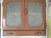 Rare Reclaimed Kitchen Storage Unit