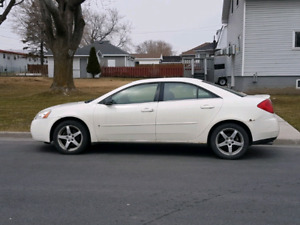 Pontiac g6 white buy or sell new used and salvaged cars trucks 2006 pontiac g6 with v6 publicscrutiny Images
