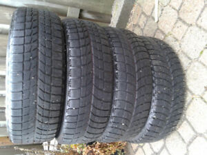 Bridgestone Blizzak winter tires 15""
