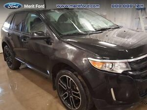 2014 Ford Edge SEL  - sk tax paid - trade-in - local