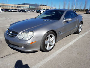 2004 mercedes sl 500 convertible