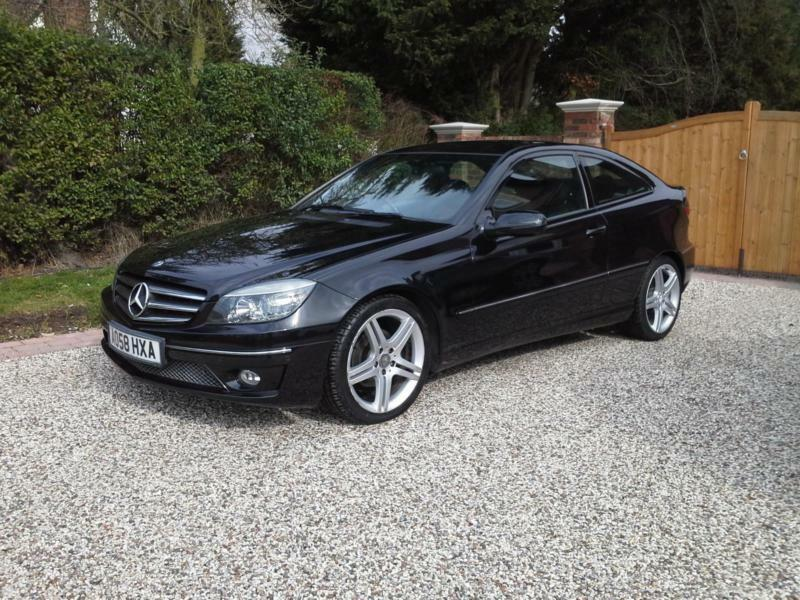 2008 mercedes benz clc 200 cdi auto in brentwood essex gumtree. Black Bedroom Furniture Sets. Home Design Ideas