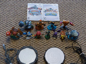 Wii Skylanders Swap Force and Giants