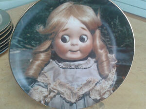 MILDRED SEELEY COLLECTOR PLATES