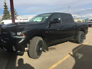 *NIGHT EDITION* BRAND NEW RAM 1500 SPORT FULLY LOADED