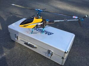 Align Trex 450 r/c helicopter