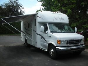 2007 Forest River Lexington 255 Classe B+ 26 pieds (St-Bruno)