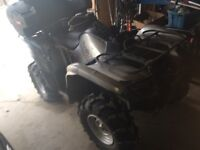 2007 Special Edition Yamaha Grizzly 700 EPS