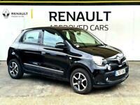 2017 Renault Twingo RENAULT TWINGO 1.0 SCE Dynamique 5dr [Start Stop] Hatchback