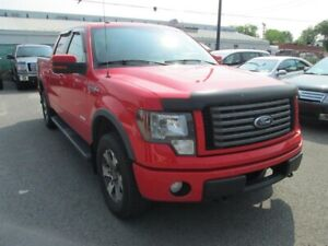 Ford F-150 4WD FX4 SuperCrew 2012