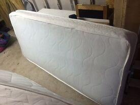 John Lewis single mattress