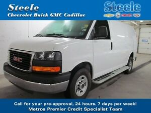 2015 GMC SAVANA 2500 Side & Rear Window w/ side steps